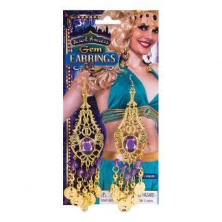 Ökenprinsessa Örhängen - 2-pack