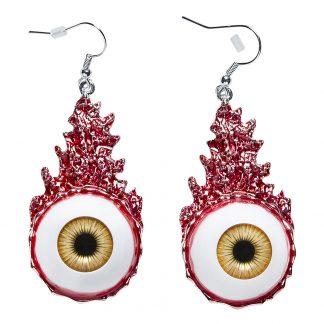 Örhängen Blodiga Ögon