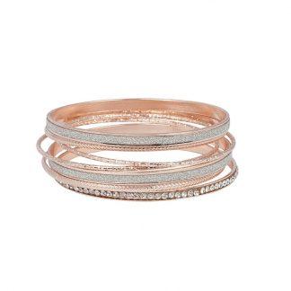 8-pack Armband Rosé