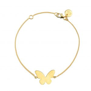 Armband Butterflies, ONE SIZE