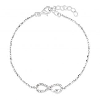Armband Infinity Sterling Silver 925