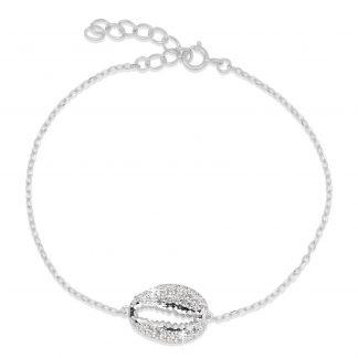 Armband Snäcka Sterling Silver 925