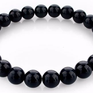 Armband svart onyx