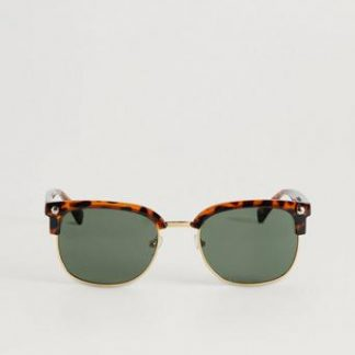 CHPO Rumi Turtle brown/Green Brun