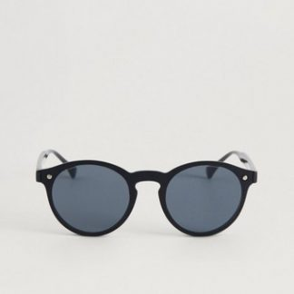 CHPO Solglasögon McFly Black/Black Svart