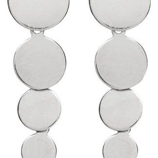 Cellbes Silverfärgat örhänge Silverfärgad