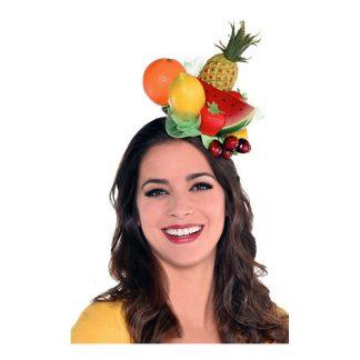 Diadem med Frukter - One size