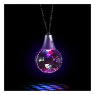 Disco LED Halsband