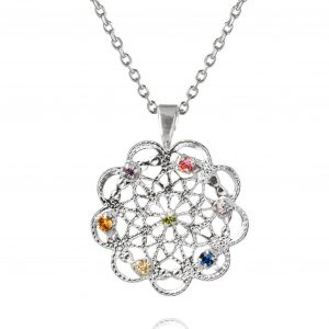 Florence Necklace Rainbow Combo