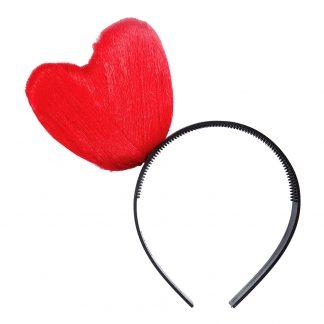 Hjärta på Diadem - One size