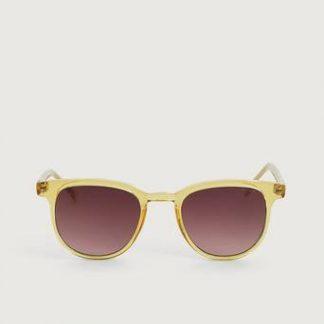 Komono Solglasögon Francis Yellow Gul