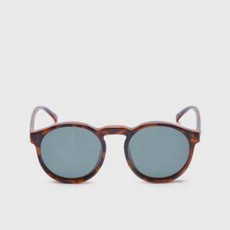 Le Specs Solglasögon Cubanos Brun
