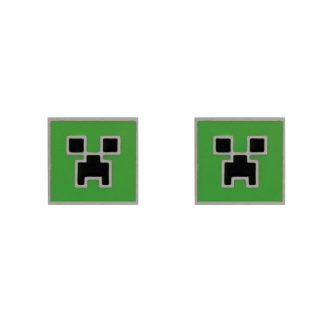 Minecraft Creeper Örhängen