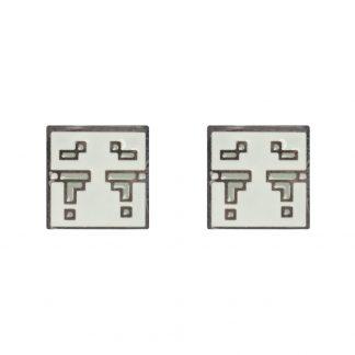 Minecraft Ghast Örhängen