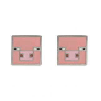 Minecraft Gris Örhängen