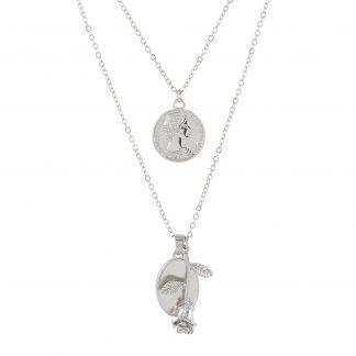 Montini Halsband med berlocker