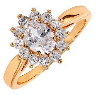 Nouveau Vintage Ring Vit