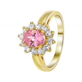 Novueau Vintage Ring Rosa