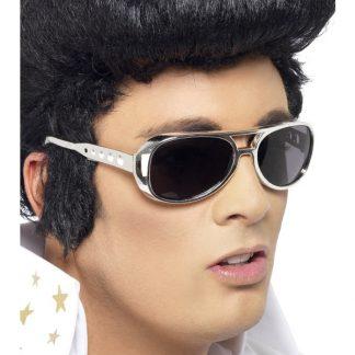 Solglasögon Elvis Silver